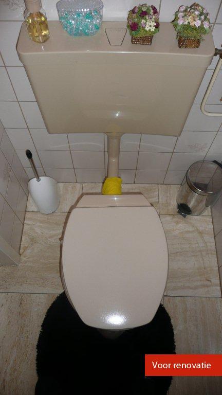 Renovatie toilet Den Haag 6