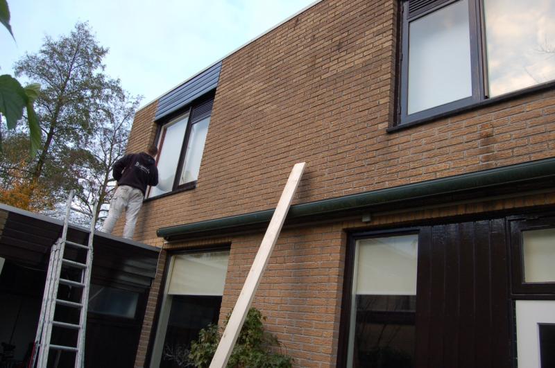Timmerwerk en schilderwerk te Voorburg 6
