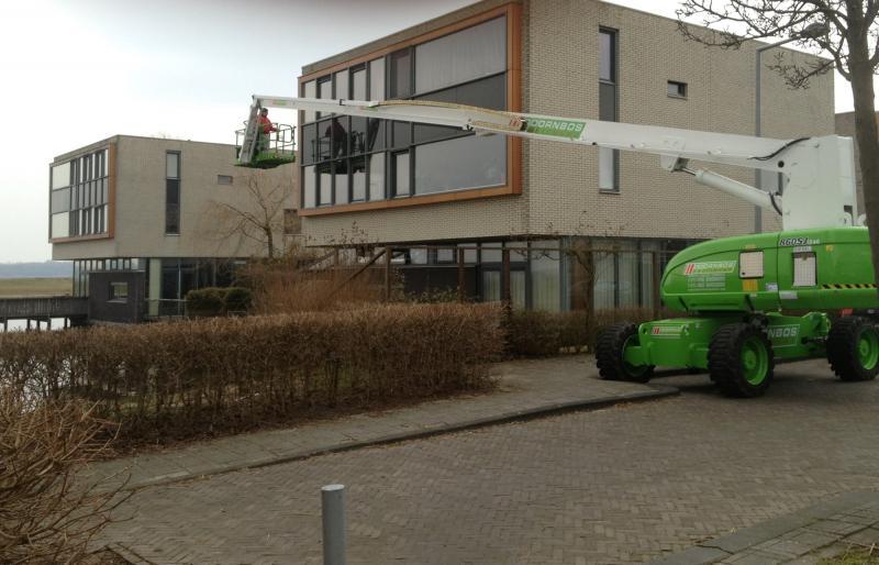 Schilderwerk woning Leidschenveen 0