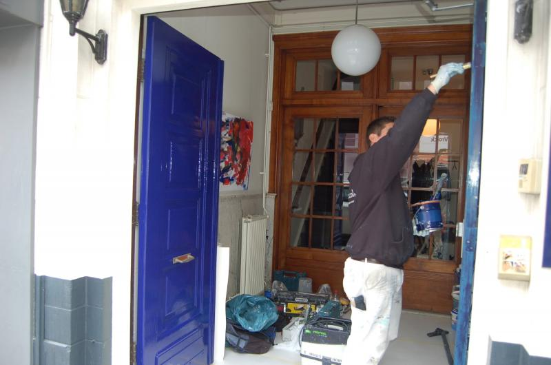 Schilderwerk deuren en kozijnen Den Haag 0