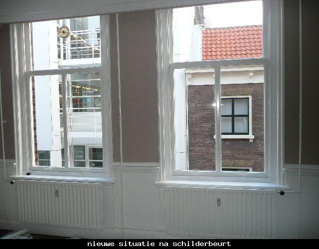 Binnenschilderwerk huis in Den Haag 3