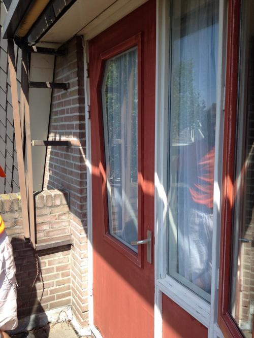 Schilderen deuren en kozijnen Den Haag 13