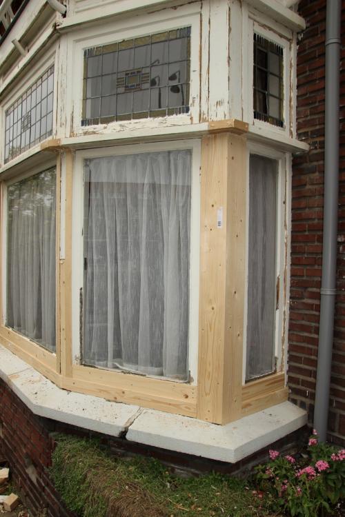 Houtwerk en balkon schilderen Berkel en Rodenrijs 8