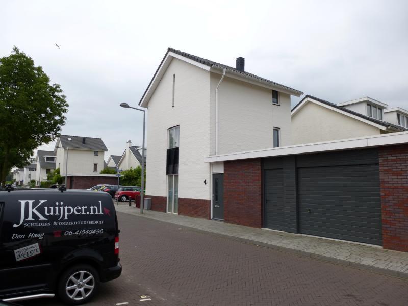 Schilderwerk woning Den Haag 3
