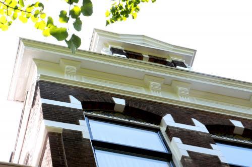 Schilderwerk herenhuis in Den Haag 1