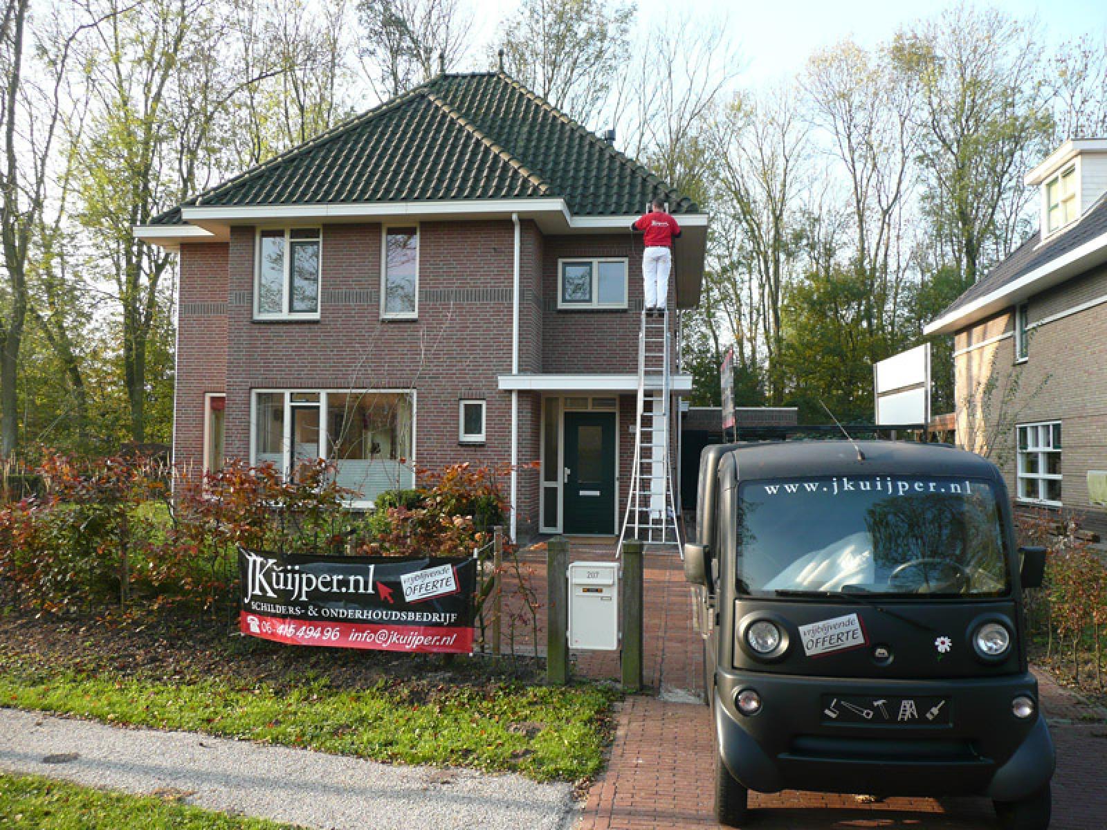 Onderhoud en schilderwerk Den Haag