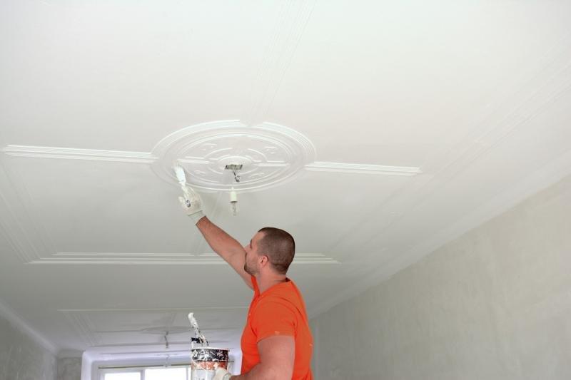 Schilderwerk plafond