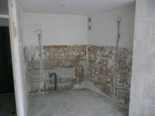 Renovatie in Den Haag (badkamer, keuken en toilet) 6