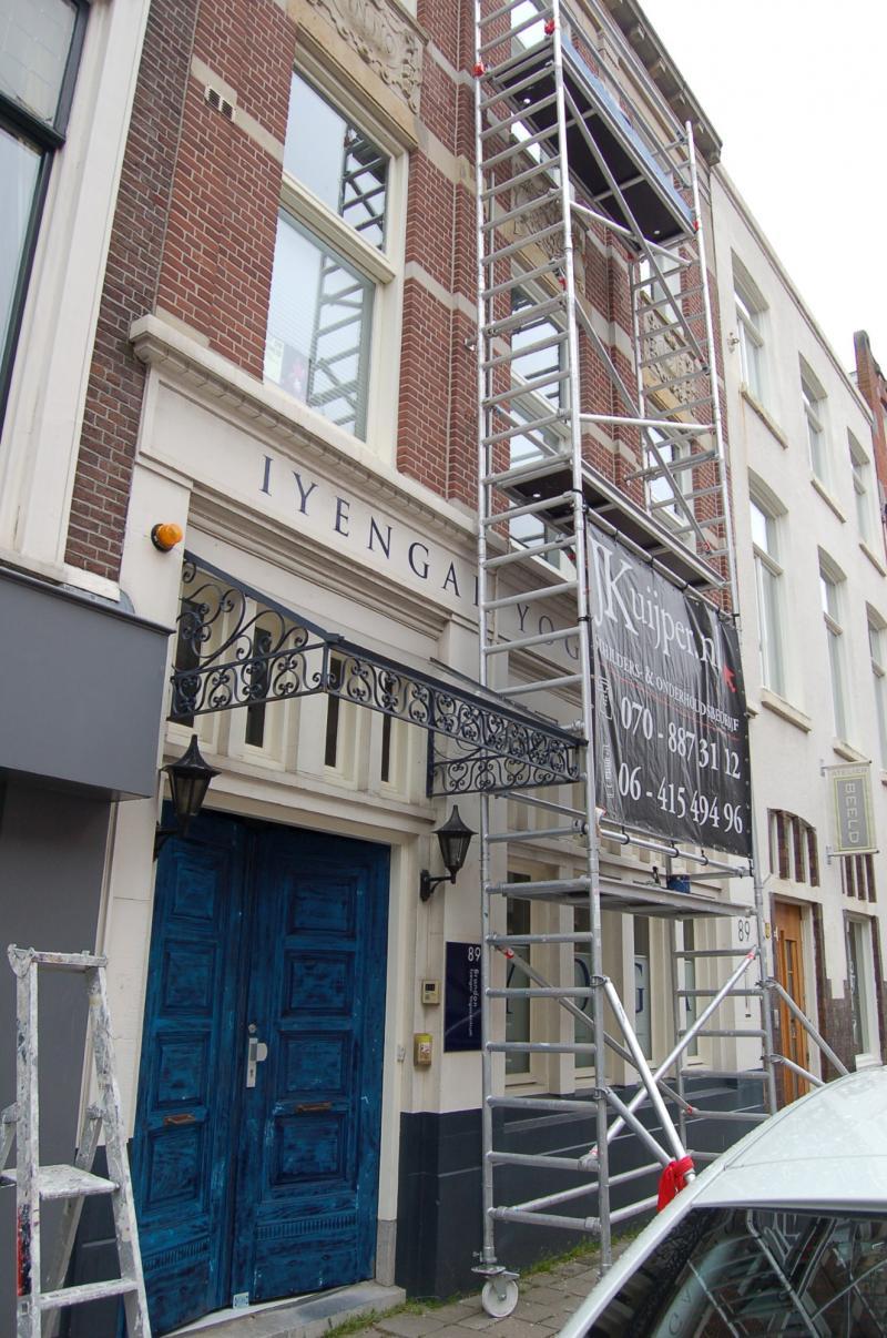Schilderwerk deuren en kozijnen Den Haag 6