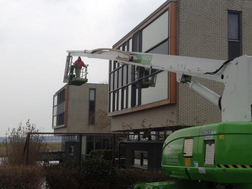 Schilderwerk woning Leidschenveen 3