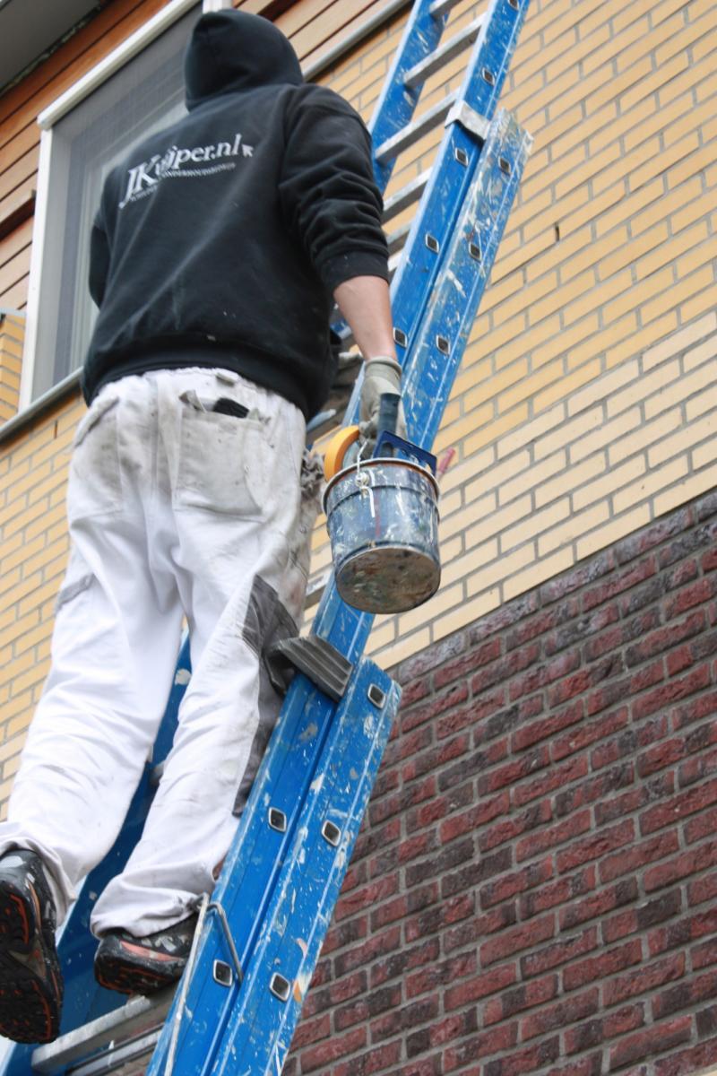 Schilderwerk voor nieuwbouw 8