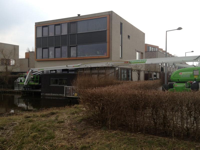 Schilderwerk woning Leidschenveen 1