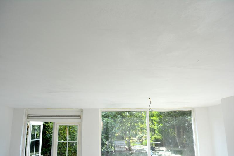Gladde plafonds