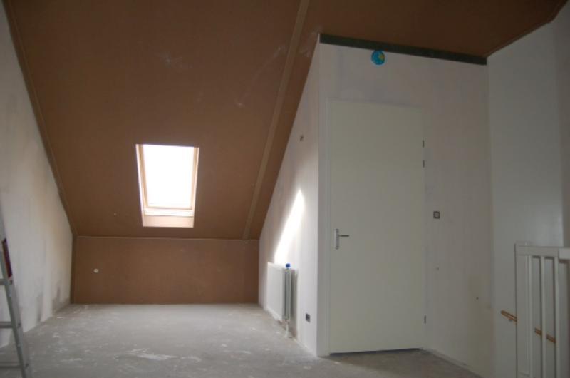 Vliesbehang aanbrengen in woning Den Haag 6