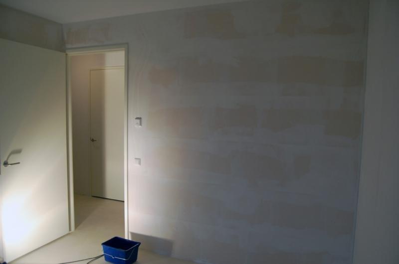 Glasweefselbehang aanbrengen en schilderwerk Den Haag 2