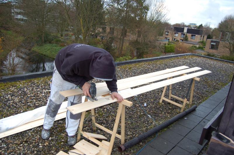 Timmerwerk en schilderwerk te Voorburg 3