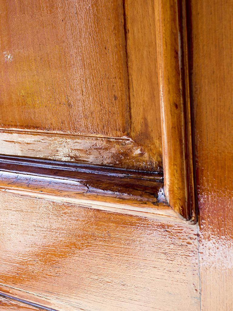Buitenschilderwerk kozijnen en deuren 1