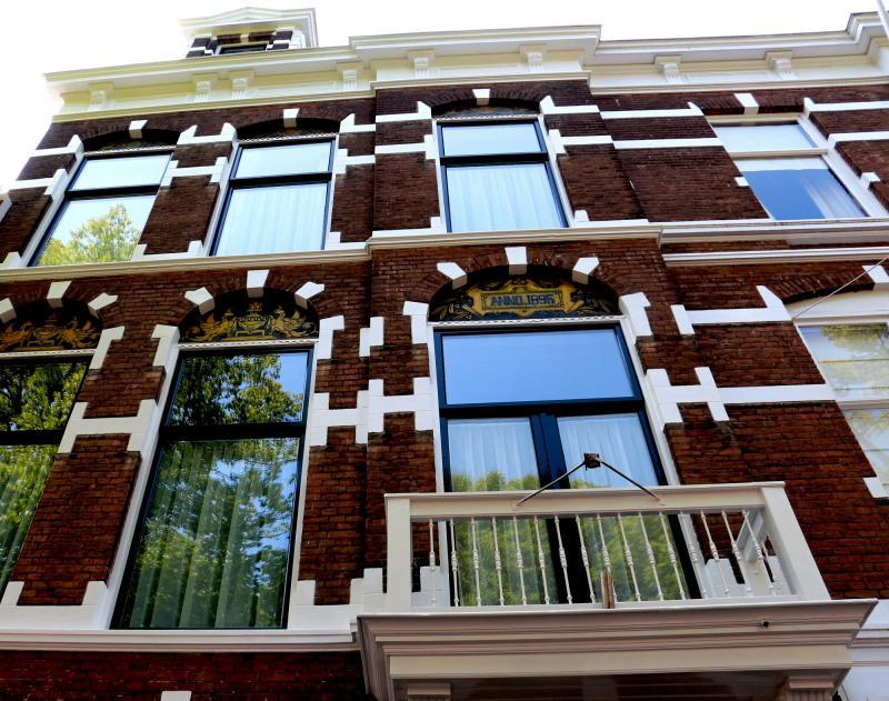 Schilderwerk herenhuis in Den Haag 11