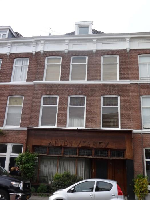 Buitenschilderwerk woning Den Haag 2