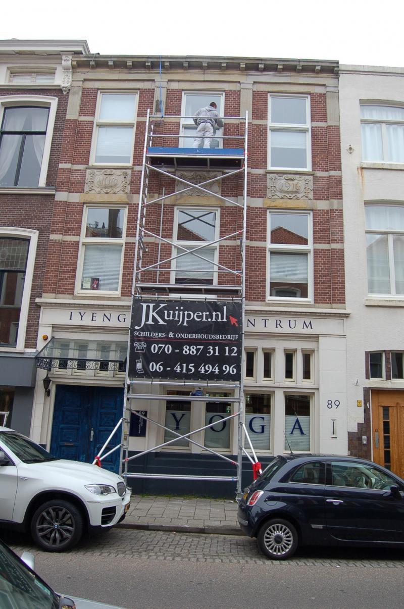Schilderwerk deuren en kozijnen Den Haag 3