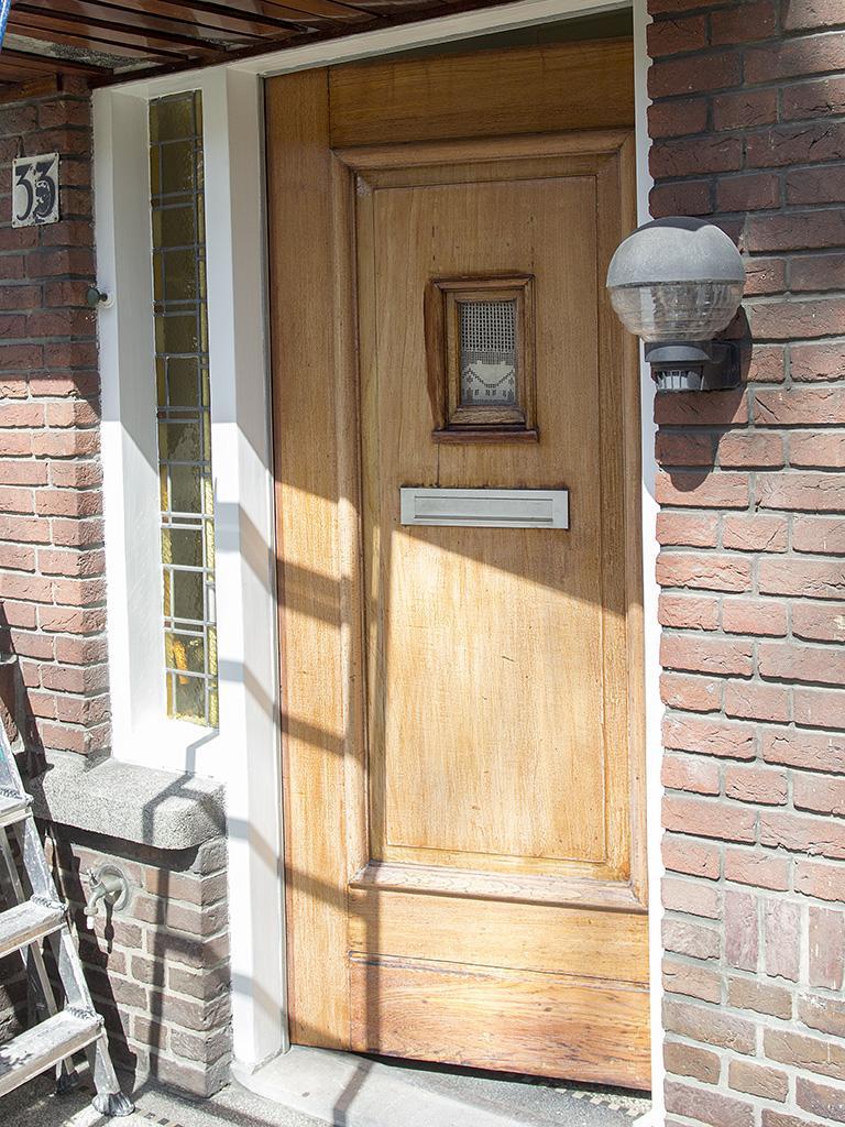 Buitenschilderwerk kozijnen en deuren 4