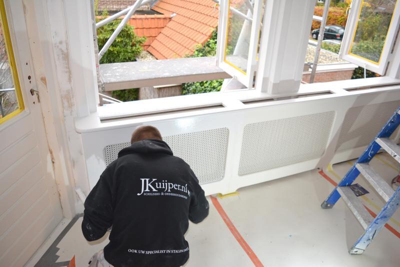 Schilderen, stucen en traprenovatie in Den Haag 9